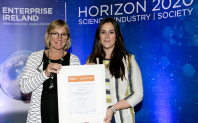 DesignPro recognised as a 'Champion of EU Research'