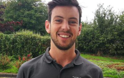 Meet our Business Development Associate Dave