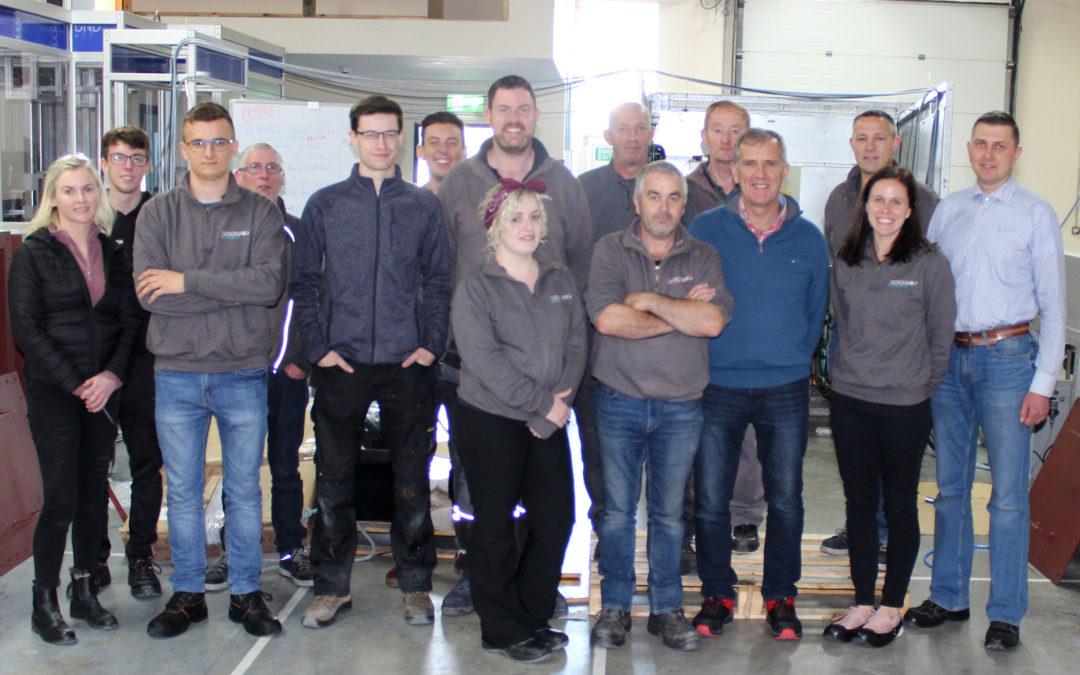 DesignPro turbines set sail to France