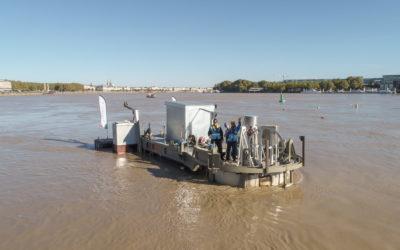 VIDEO: Deployment of DesignPro Renewables' 25kW turbine at SEENEOH