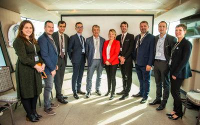 DesignPro Renewables Launch & Press Conference