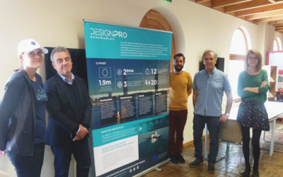 DesignPro Renewables' project featured in Bordeaux's Maison écocitoyenne