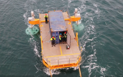 60kW testing successfully concludes in Orkney Islands